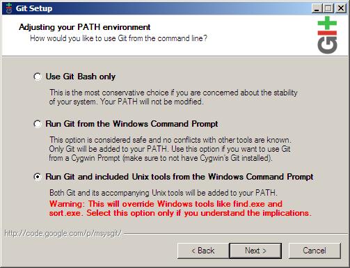 Git Environment on Windows - Mark Embling